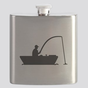 Angler Fisher boat Flask