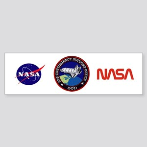 Contingency Support Ops (bumper) Bumper Sticker