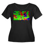 Dances Plus Size T-Shirt