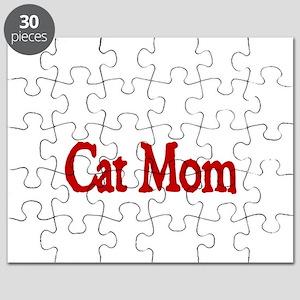 Cat Mom Puzzle