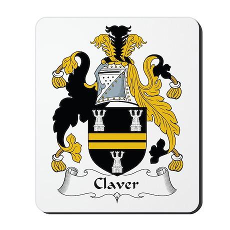 Claver Mousepad