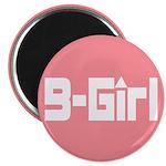 B-Girl Magnet
