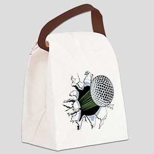 breakthrough Canvas Lunch Bag