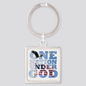 One-Nation-Under-God_12x12_200_flat Keychains