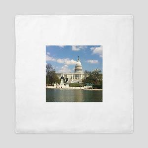 Capitol Hill Queen Duvet