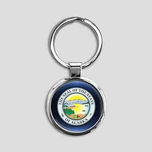 Alaska Seal Keychains