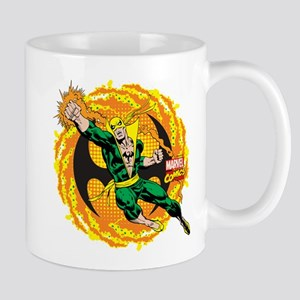 Marvel Iron Fist Action Mug