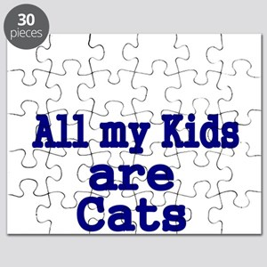 All my kids are Cats Puzzle