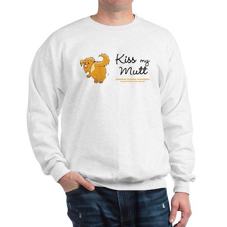 Kiss My Mutt Sweatshirt