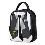 Dapper Casual Neoprene Lunch Bag