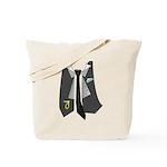 Dapper Casual Tote Bag