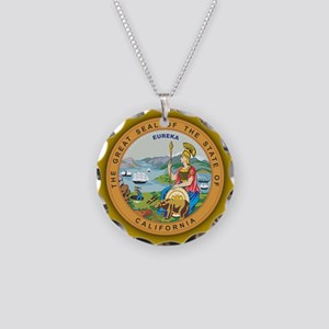 California Seal Necklace