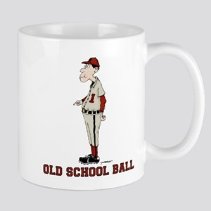 OLD SCHOOL BALL Mugs