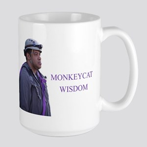 monkeycatWisdom Mugs