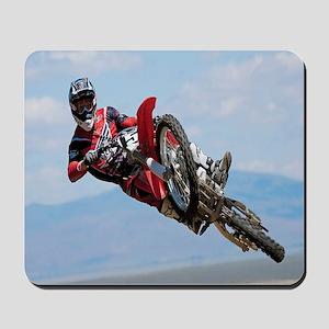 Motocross Stunt Mousepad