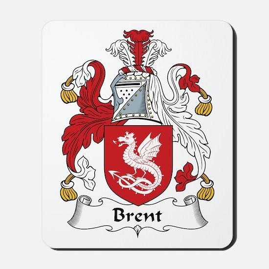 Brent Mousepad