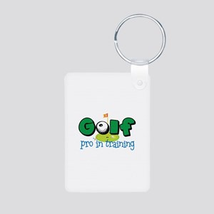Pro In Training Keychains