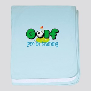 Pro In Training baby blanket