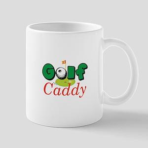 Golf Caddy Mugs