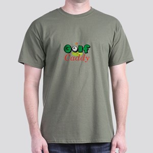 Golf Caddy T-Shirt