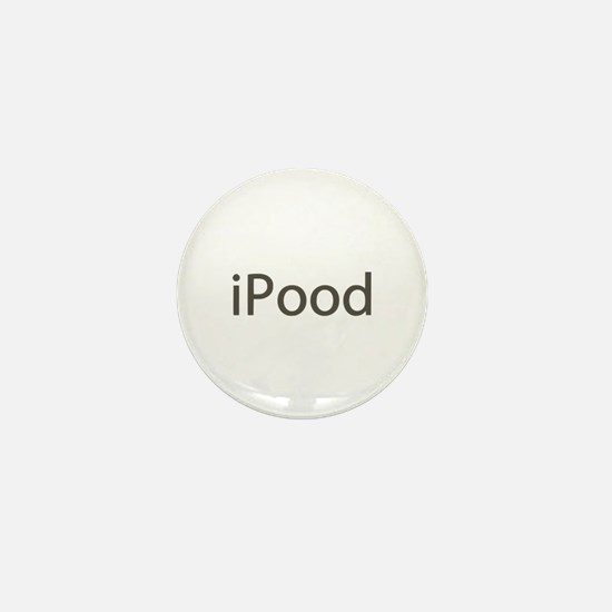 iPood Funny Mini Button