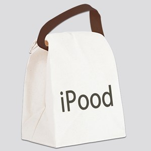 iPood Funny Canvas Lunch Bag