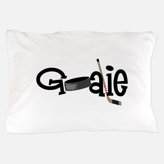 Goalie Pillow Case