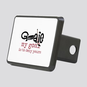 My Goal Hitch Cover