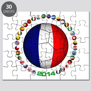 France Football Puzzle
