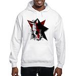 Devil Star Hooded Sweatshirt