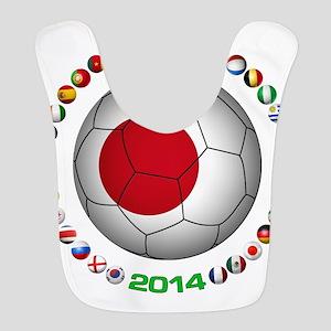 Japan soccer Bib