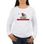 Triple Chrome Long Sleeve T-Shirt