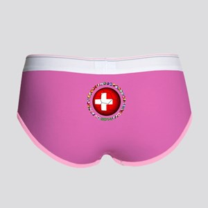 Switzerland soccer Women's Boy Brief