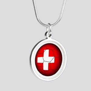 Switzerland soccer Necklaces