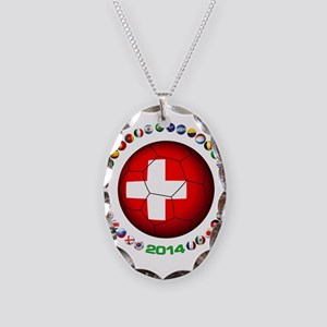 Switzerland soccer Necklace