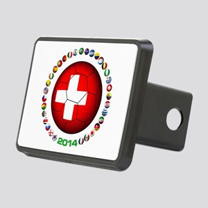 Switzerland soccer Hitch Cover