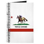 Triple Chrome Journal