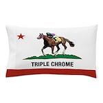 Triple Chrome Pillow Case