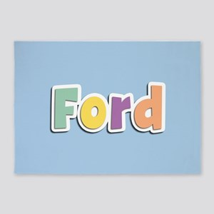 Ford Spring14 5'x7'Area Rug
