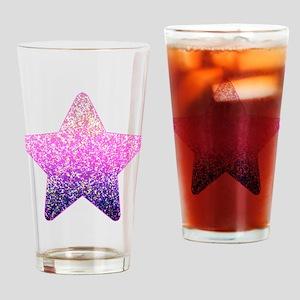 Glitter 6 Drinking Glass