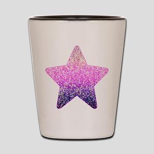 Glitter 6 Shot Glass