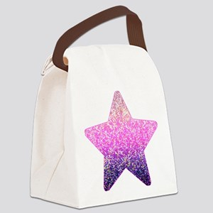 Glitter 6 Canvas Lunch Bag