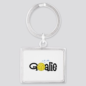 Water Polo Goalie Keychains