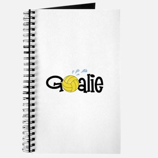 Water Polo Goalie Journal