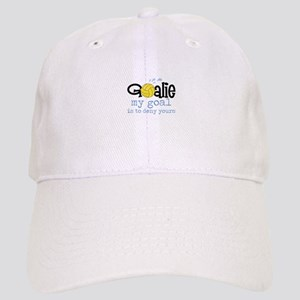 53dacd3decfc6 My Goal Is To Deny Yours Baseball Cap