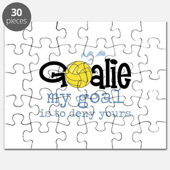 My Goal Is To Deny Yours Puzzle