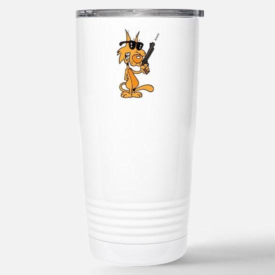 Shoot Dog Travel Mug