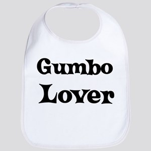 Gumbo lover Bib