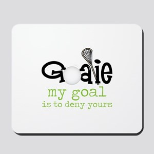 My Goal Mousepad