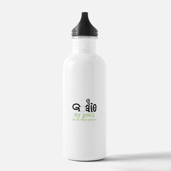 My Goal Water Bottle
